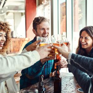 A toast in Minneapolis-Saint Paul