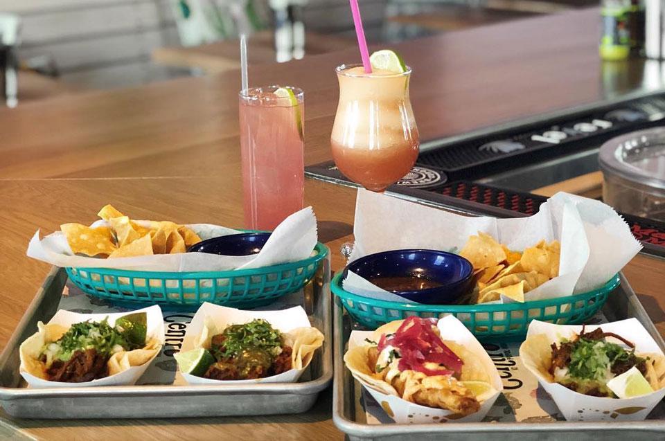Centro restaurant food in Minneapolis
