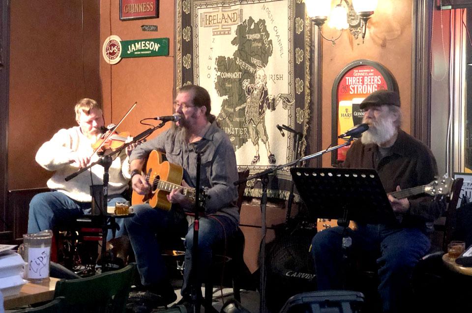Live Music at Charlie's Irish Pub