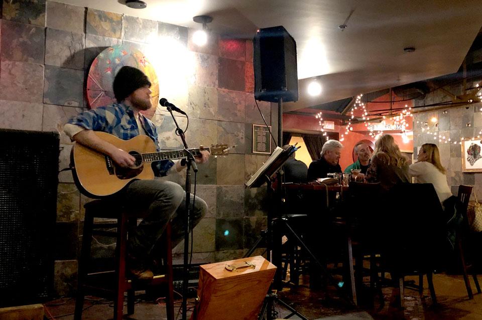 Live music at Lion's Tavern