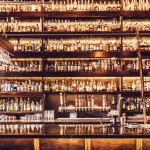 Bar at Volstead House