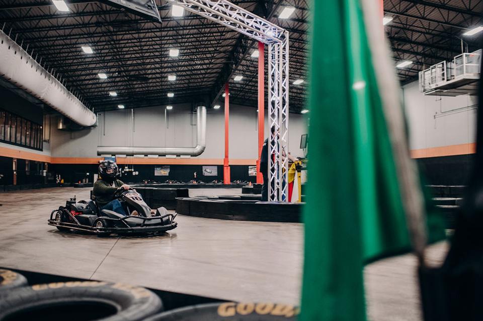 ProKART Indoor Racing